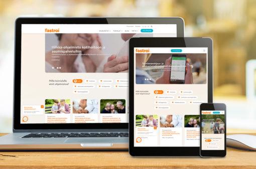 Fastroi has renewed website