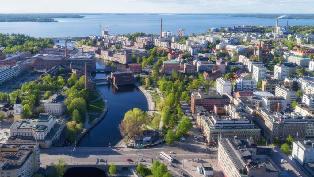 Fastroi Tampere Finland