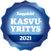 Kauppalehti Kasvuyritys 2021 -logo